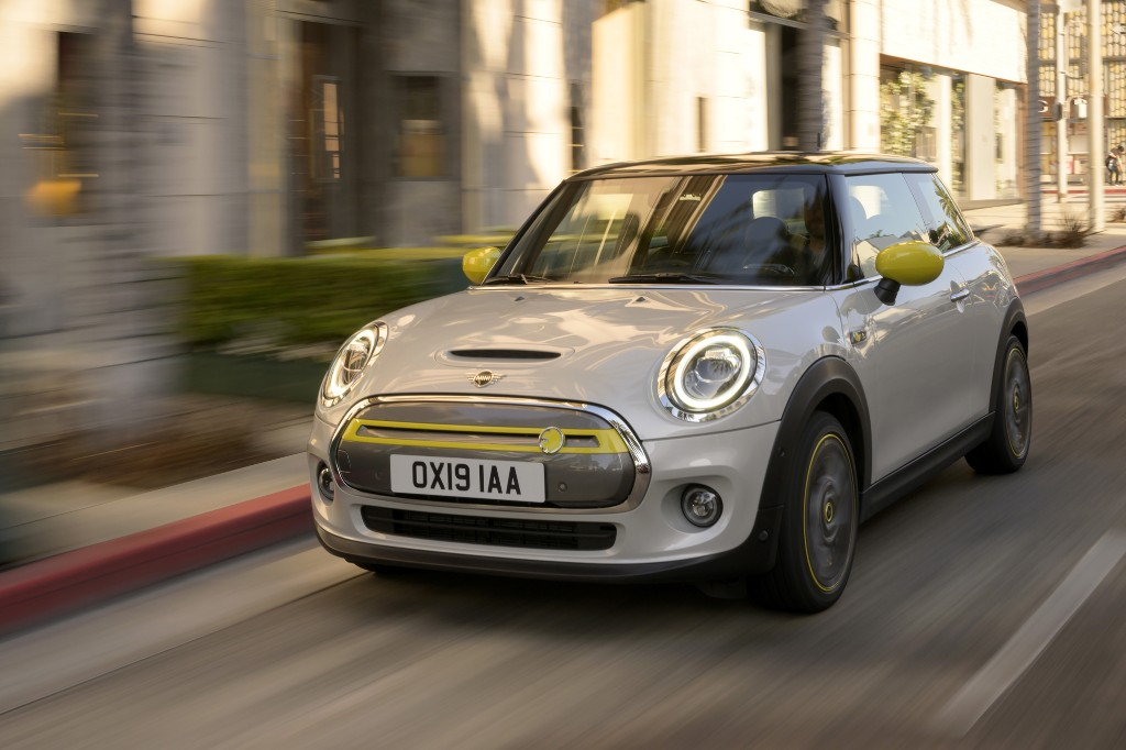 The first electric Mini helps explain why BMW's CEO just quit