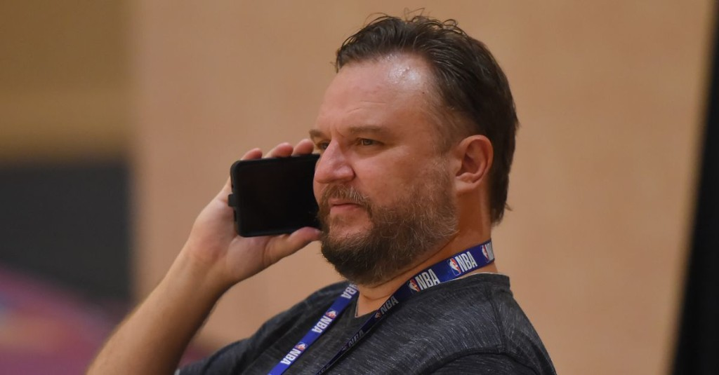 BREAKING: Daryl Morey steps down as GM