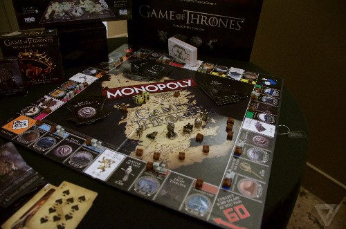 Everything wrong with Game of Thrones Monopoly