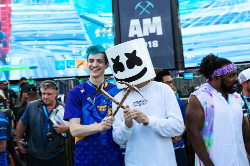 Fortnite superstar Ninja and DJ Marshmello are headlining a gaming and music festival in Las Vegas