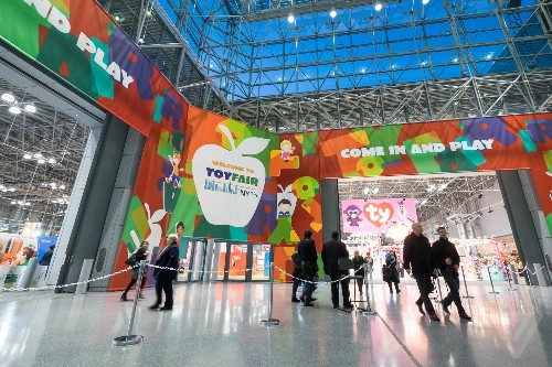 A mountain of toys: inside the strange world of Toy Fair 2015
