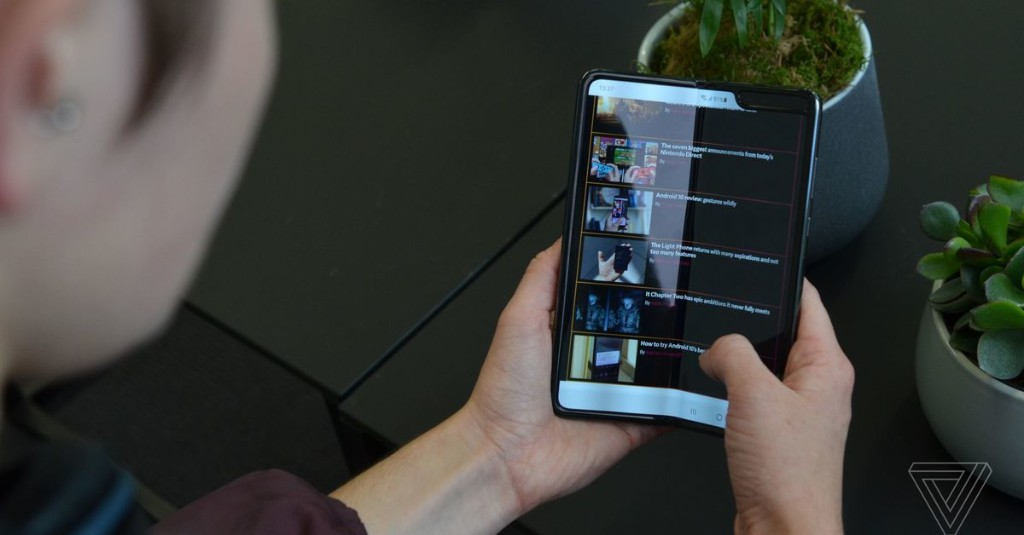 Samsung Galaxy Fold re-review: here we go again