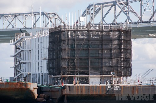 Google's mysterious barges were shut down over fire fears