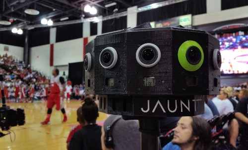 VR company Jaunt is starting a virtual reality movie studio
