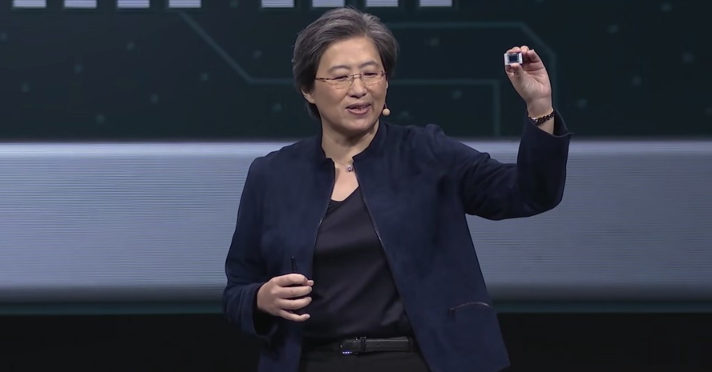 AMD CEO Dr. Lisa Su talks new Ryzen 4000 chips and out-performing Intel