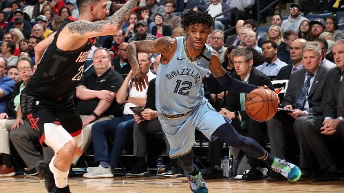 Ja Morant and the Memphis Grizzlies Are for Real