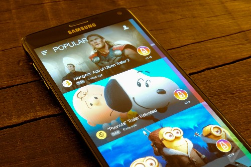Samsung's latest app wants to help you find viral videos