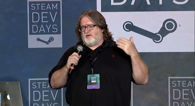 Valve posts entirety of Steam Dev Days to YouTube, explaining its console and VR strategy