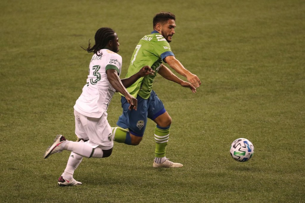 Match Thread: Portland Timbers vs Seattle Sounders [7:00]