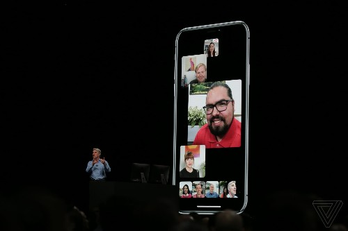 Apple delays FaceTime group chats from iOS 12 to a 'future software update'