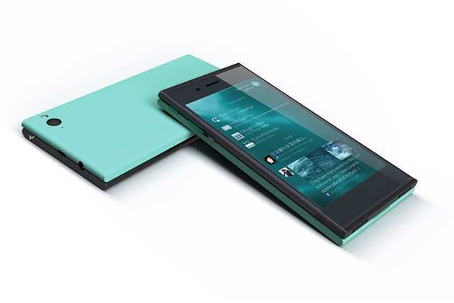 Made by ex-Nokians, the first Jolla phone will go on sale this month