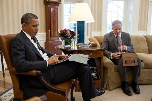 President Obama signs executive order requiring agencies to publish 'open data'