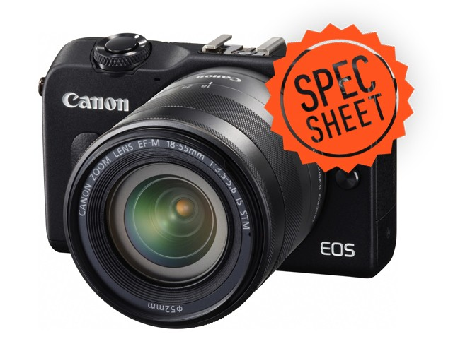 Spec Sheet: Canon takes a second shot at the mirrorless market with the EOS M2