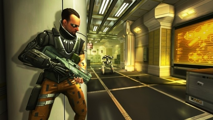 'Deus Ex' on iPad is a technical marvel, but a mediocre game