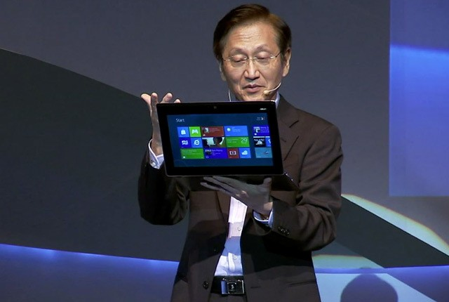Asus could bring a phone to the US in 2014, says chairman