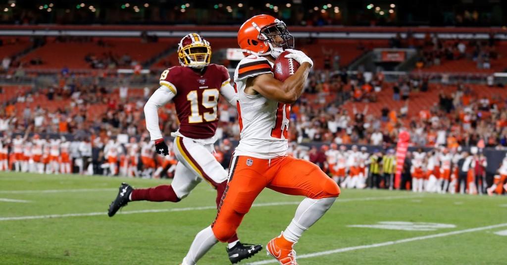 Who won Week 1 of the NFL preseason?
