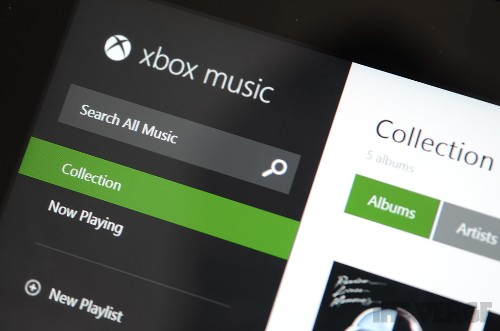 Microsoft dropped the Xbox Music name because it was confusing