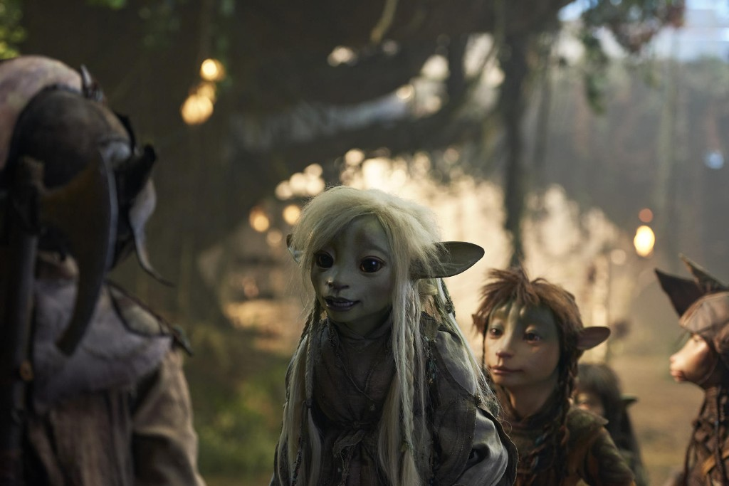 The first trailer for Netflix's Dark Crystal: Age of Resistance is astonishing