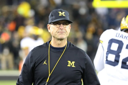 Michigan early enrollee jersey numbers revealed