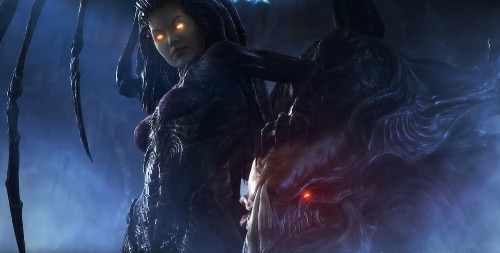 Cinematics emotionally connect players to game narratives, says StarCraft 2 writer