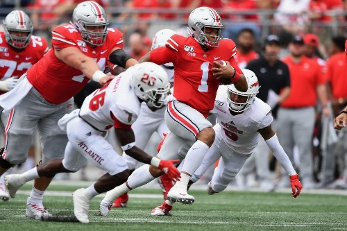 Are there lessons from Justin Field's first start for Ohio State?