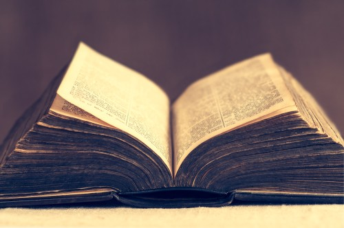 The Bible is telling people your passwords