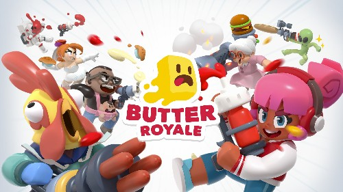 Apple Arcade's latest game is a more family-friendly Fortnite called Butter Royale