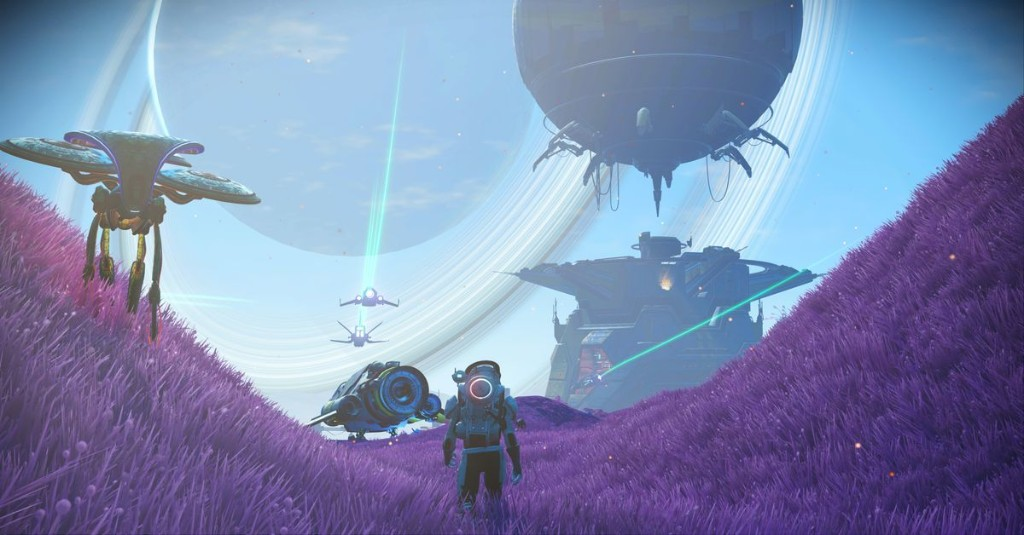 No Man's Sky: Origins update adds millions of new planets, more diversity, and sandworms