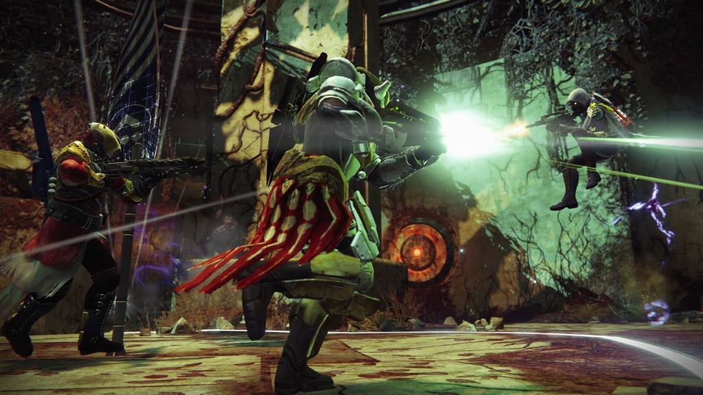 Destiny's February update comes with a bunch of changes to Crucible