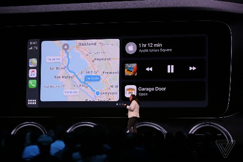 Apple CarPlay getting design refresh and better Siri support in iOS 13