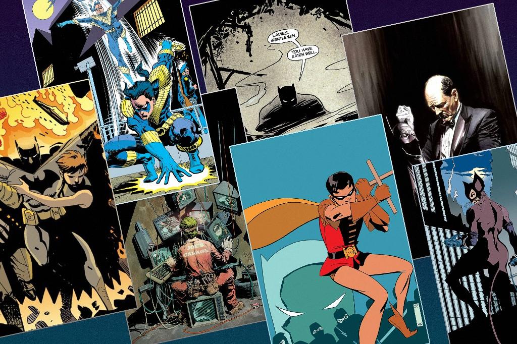 Comics Talk - Cover