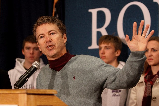 Rand Paul files doomed class action lawsuit against NSA spying
