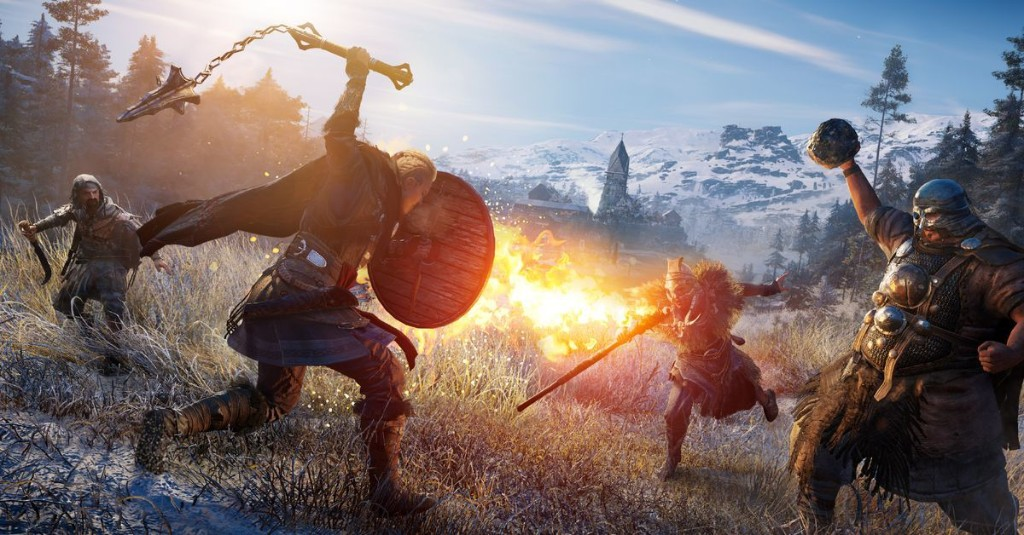 Assassin's Creed Valhalla patch adds 60 fps for PS5 and Xbox Series X