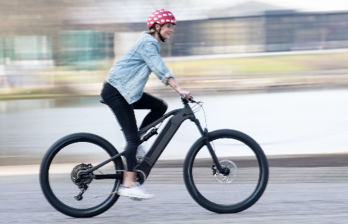 No, e-bikes aren't cheating