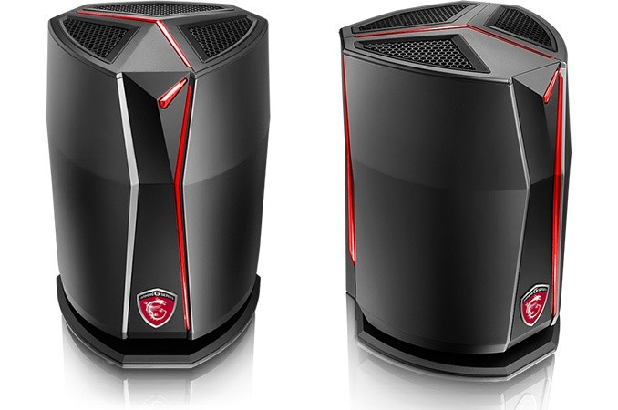 MSI's new gaming PC adds go-faster stripes to the Mac Pro