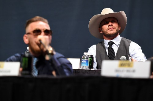Zahabi on UFC 246: My brain says Conor McGregor, but my heart wants Cowboy Cerrone to win