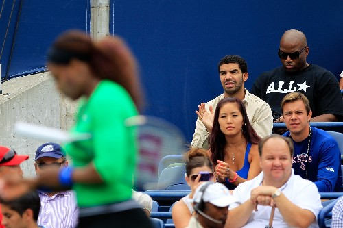 Drake and Serena Williams, an OTP History