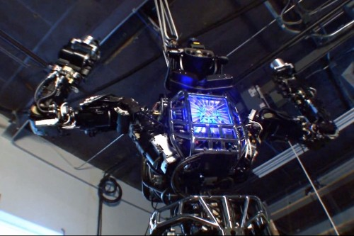 DARPA unveils 6-foot-tall humanoid robot Atlas for researchers to program and pilot
