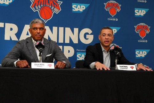 Knicks News - Cover