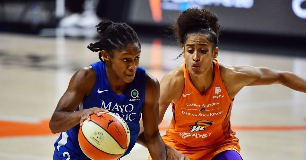 A one-point win for the Lynx, 14-point blowout for the Sun, and the semifinals are set
