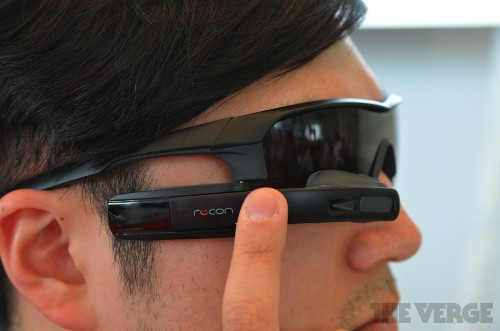 Recon Instruments Jet: hands-on with a rugged Google Glass, of sorts