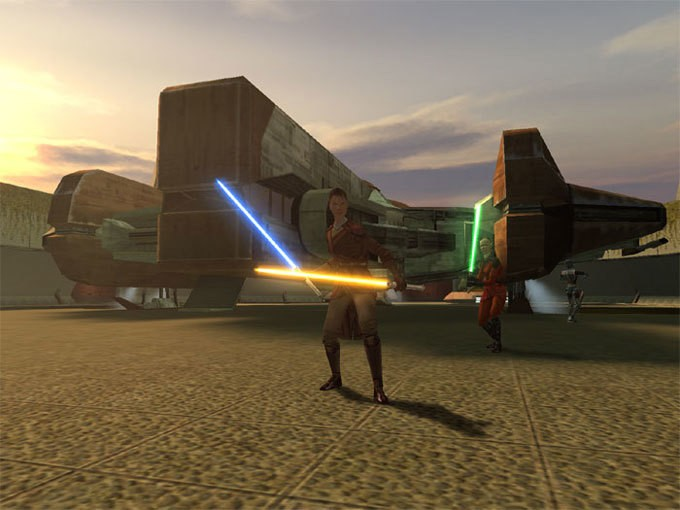 'Star Wars: Knights of the Old Republic' now available on iPad