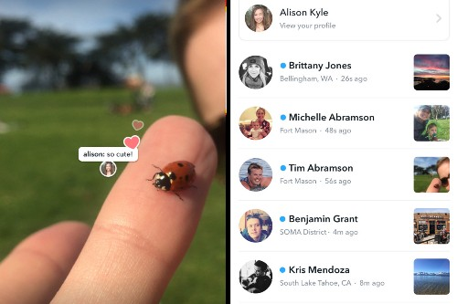 Shorts is an insane social camera roll from the makers of Highlight
