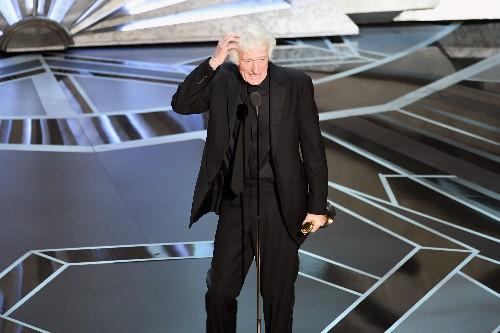 Roger Deakins wins Cinematography Oscar for Blade Runner 2049