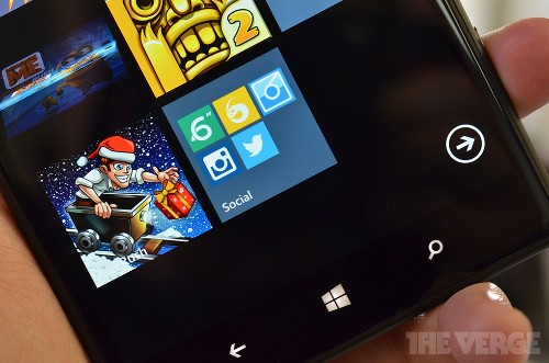 Microsoft reveals folders are coming to Windows Phone 8.1