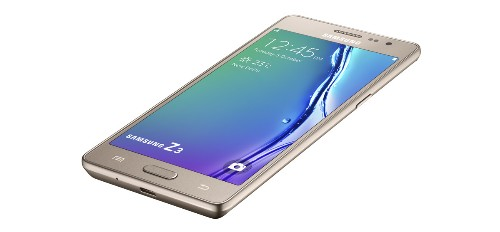 Samsung's second Tizen smartphone looks like a shrunken Note 5