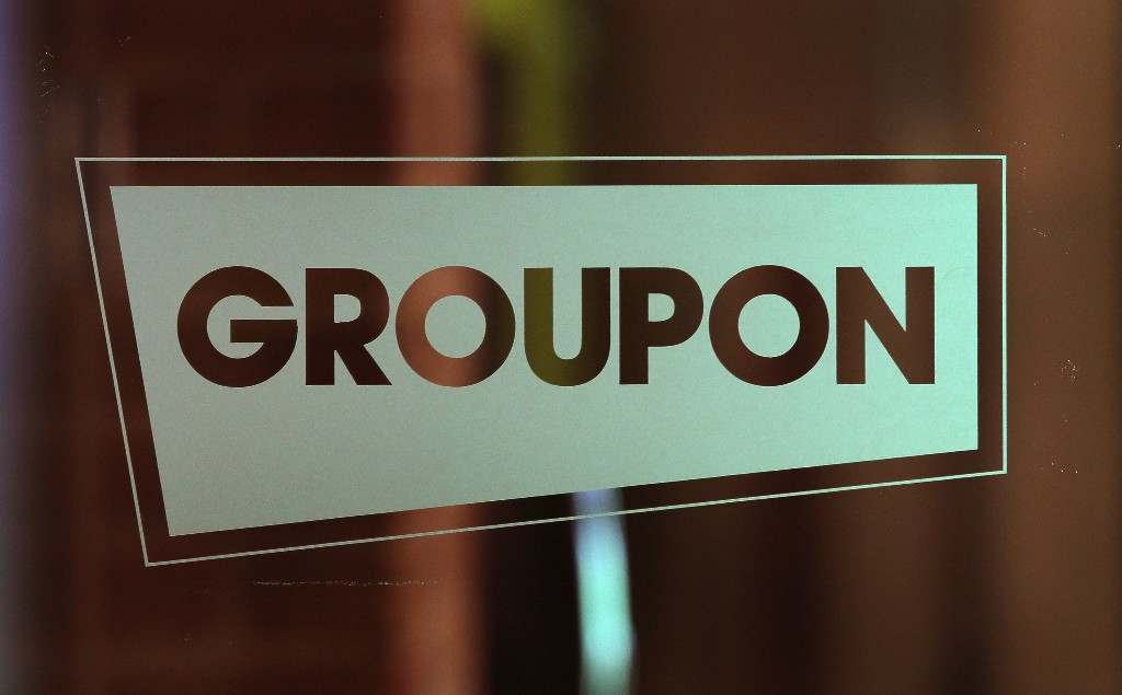 Groupon is abandoning its physical goods store