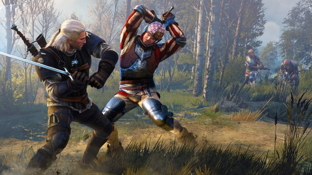 The Witcher 3 is the best open-world game of the year
