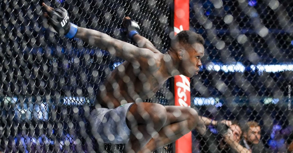 Israel Adesanya excited to fight 'juiced up monkey' Paulo Costa after facing a 'statue' in Yoel Romero