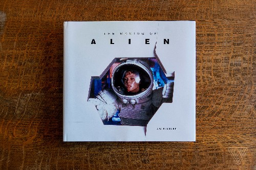 J.W. Rinzler's The Making of Alien is the definitive story of the classic horror film